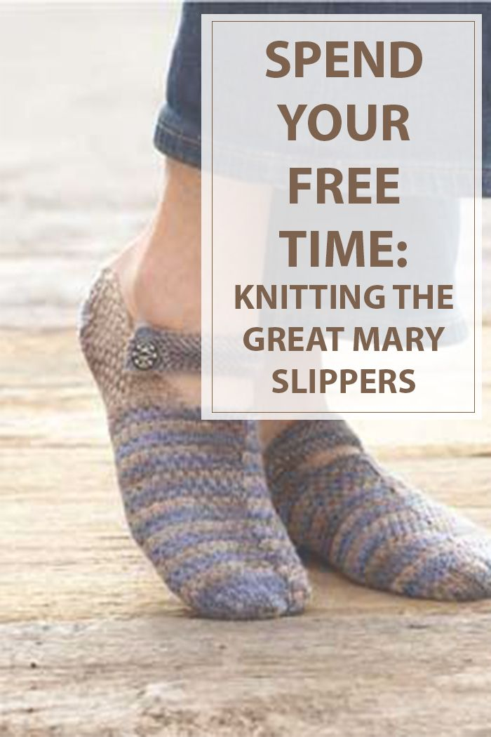 Knit Mary Slipper may be a pair of knitted socks which is able to make your feet feel worm and comfy. This free knitting pattern can teach you the way to knit the strap and the snug fit to help you keep the warmth.  | www.housewiveshobbies.com |