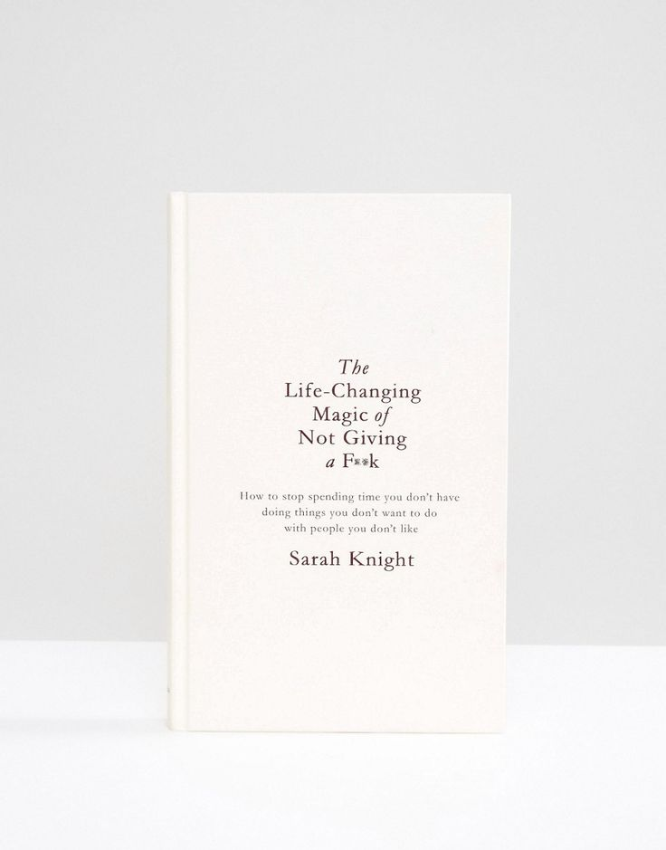 "Изображение 1 из Книга ""The Life Changing Magic of Not Giving a F--k"""
