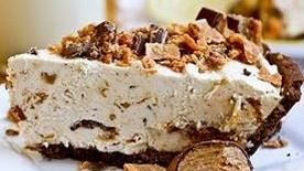 A spin on my great-grandmother's no-bake cheesecake. If you like non-traditional cheesecakes, you will love this Butterfinger-filled pie! 2 Whole Pies