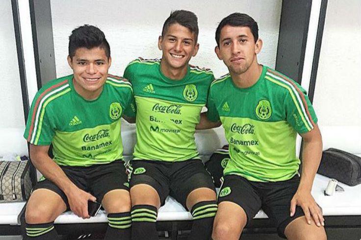Los Jugadores de los Rayados de Monterrey, André Aguilar y Fernando Daniel Hernández están convocados con la Selección Mexicana Sub 20 en su preparación para las Eliminatorias Mundialistas de la categoría.