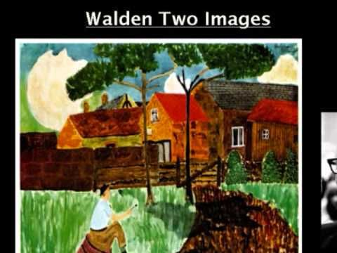 an analysis of walden two by b f skinner B f skinner's utopian vision: behind and beyond walden two deborah e altus washburn university edward k morris university of kansas this paper addresses b f skinner's utopian vision for enhancing social justice and human well.