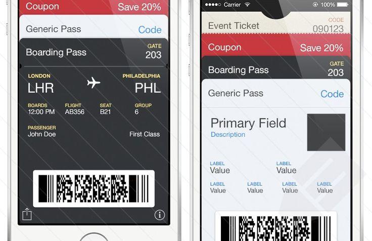 Medialoot - Free Passbook UI Template Pack