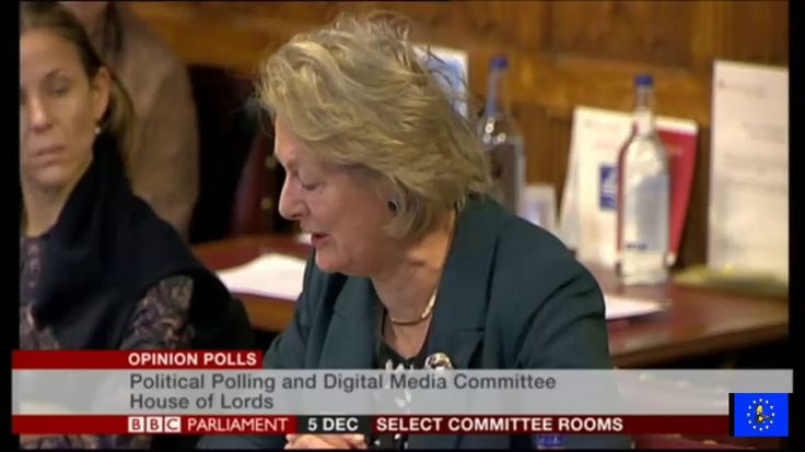 Select Committee examines the impact of opinion polls on UK politics