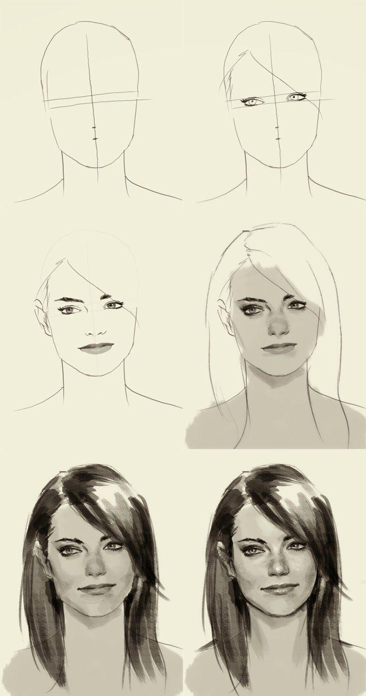 Sosyal Tavuk: Saç Nasıl Çizilir?