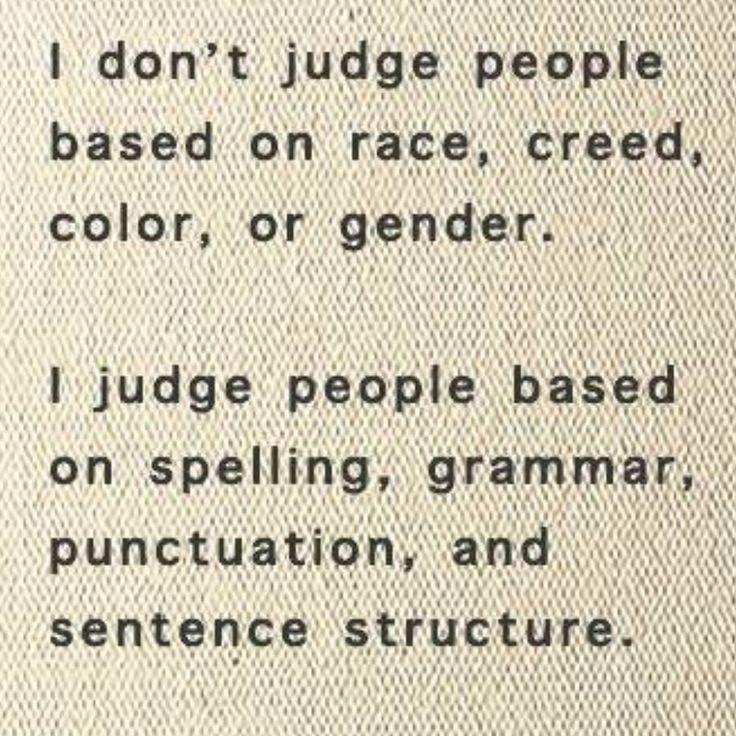 grammar editing