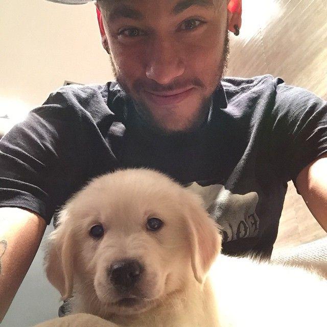 "Neymar & ""Poker"" Photo posted by @neymarjr via instagram (03.10.2014)"