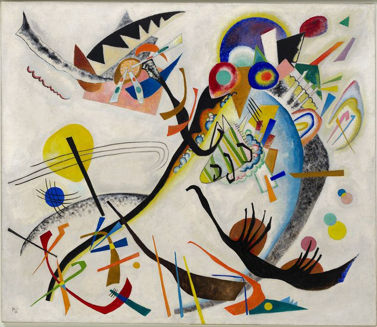 Image result for wassily kandinsky abstract art
