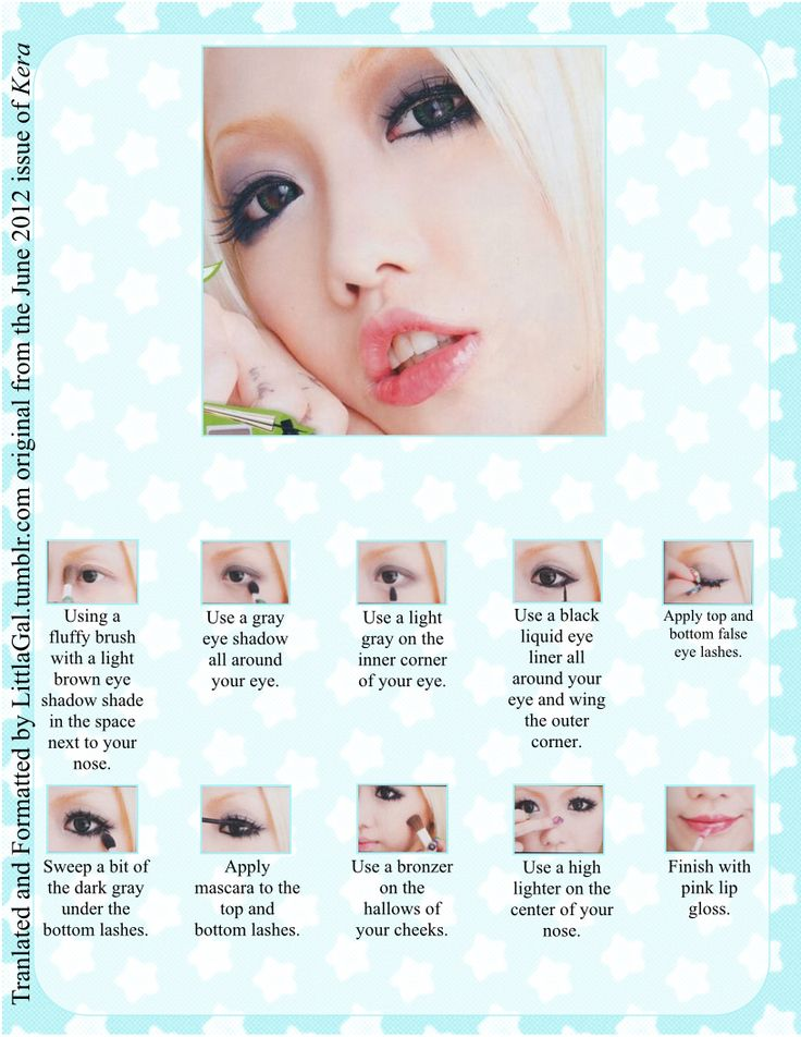 Czeshop Images Visual Kei Eye Makeup