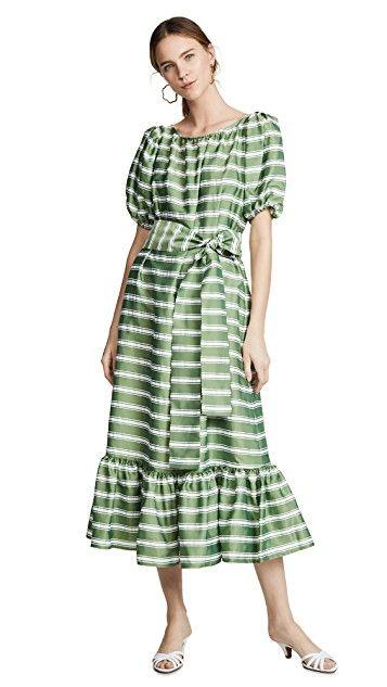 c480eac357 Prairie Maxi Dress in 2019 | ss19 picks | Dresses, Lisa marie ...