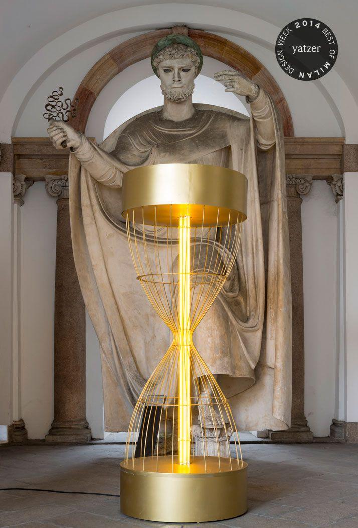 La macchina del tempo by Federica Marangoni http://www.yatzer.com/best-of-milan-design-week-2014