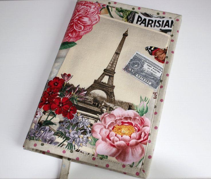 Obal na knihu Eiffel Tower