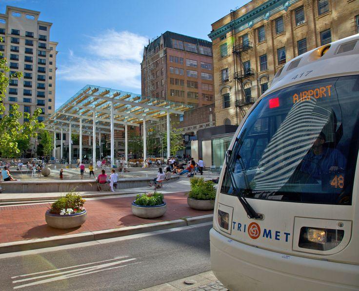 Hotels downtown Portland, ORE
