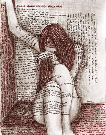 Aldo Jeffrey - Words have surrounded me all my life: education, comfort,  sadness, joy, distraction, protection. illumination ...