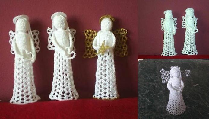andílci panenky