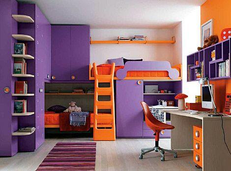 best 20+ orange kids bedroom furniture ideas on pinterest | orange
