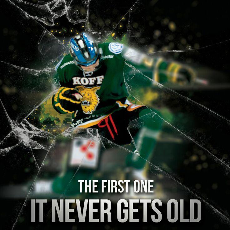 Eero Savilahti #26 career 1st goal