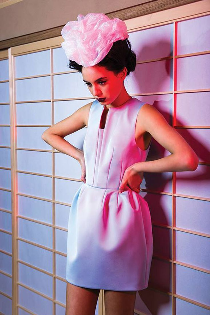 Far-East Inspired Editorial by Cameo The Label