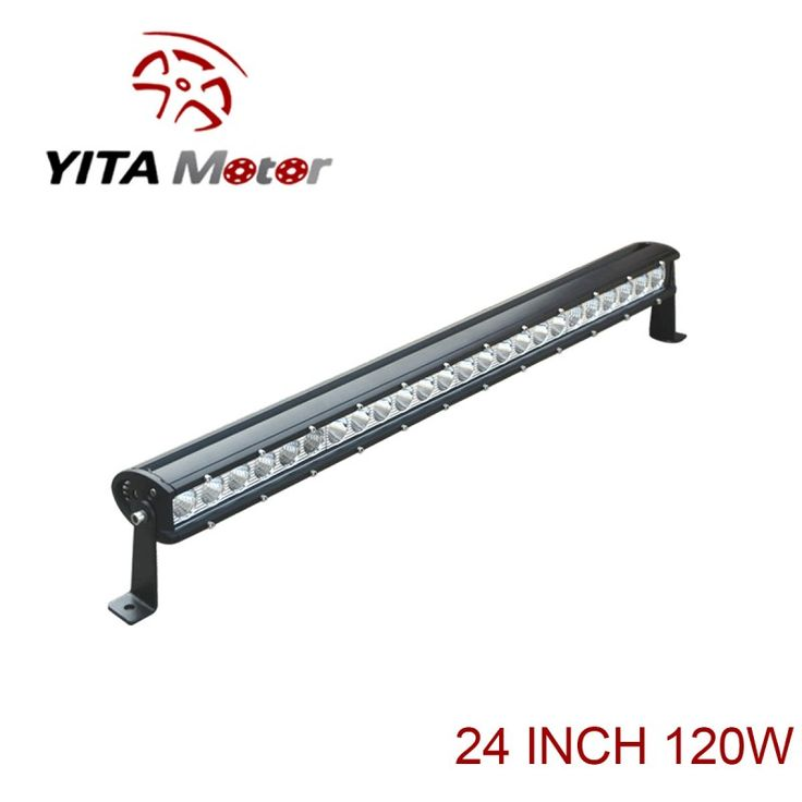 24 Inch 120W Single Row Off Road LED Light Bar Yita-B120-S2