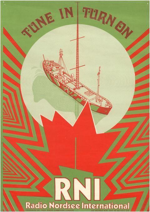 RNI poster: Tune In Turn On (1970)