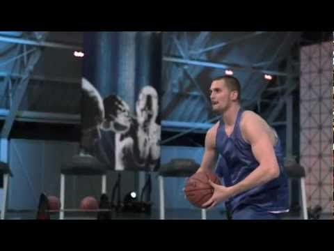 ▶ Sport Science: Kevin Love - World Record Shot - YouTube