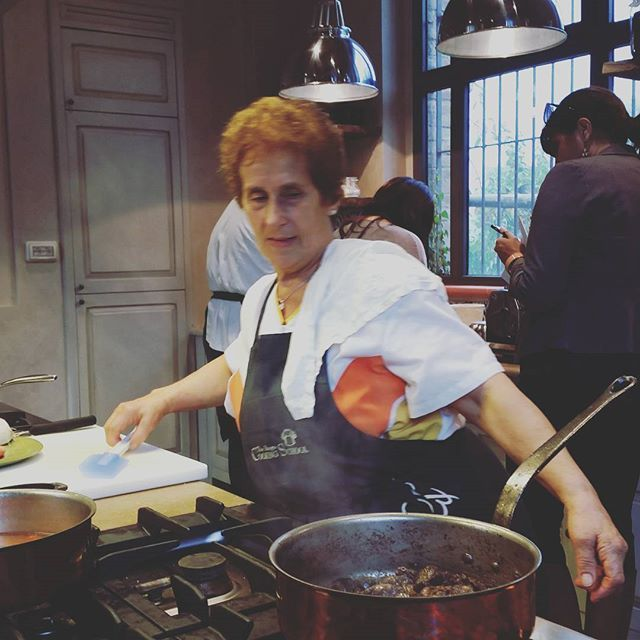Mamma Olga cooking show - Tuscan food at its best
