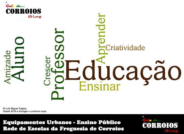 Guia de Corroios: Ensino Público