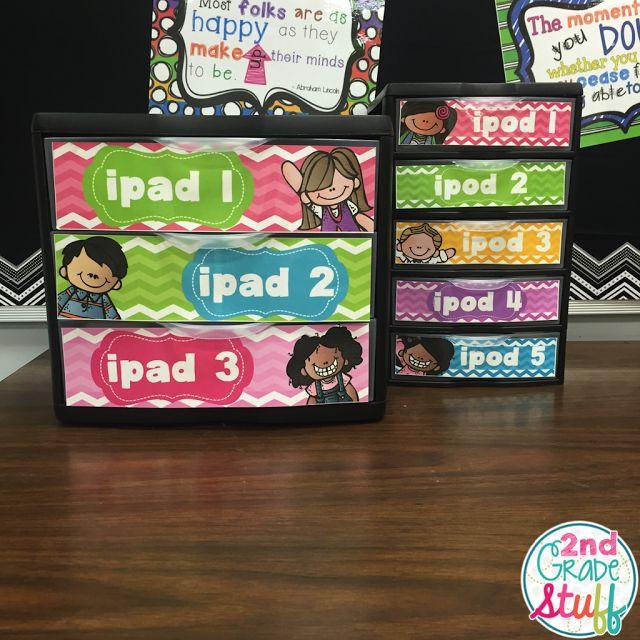 Classroom Ipad Ideas ~ Best ideas about headphone storage on pinterest ikea