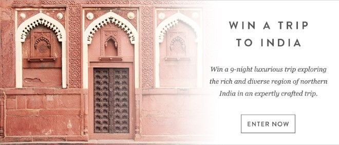 Have you heard the good news? Our favourite modern lifestyle brand & and partner, goop, has launched the first ever print version of its revered online publication. To celebrate, we're offering you the chance to win a bespoke Black Tomato trip to India, featured in the inaugural edition.