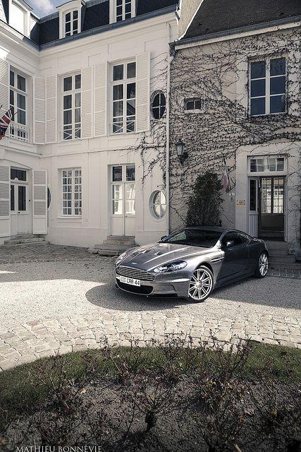 Aston Martin DBS #PANDORAvalentinescontest
