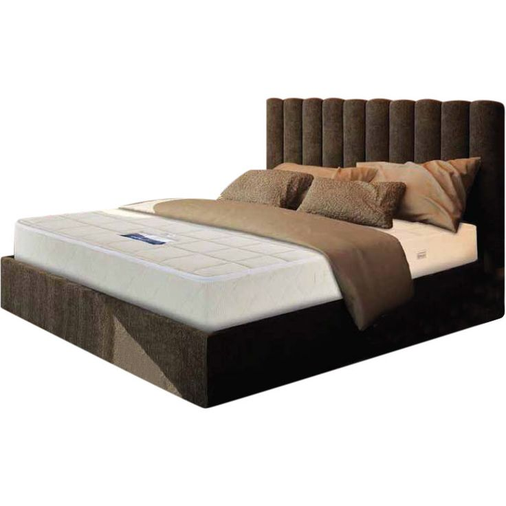 The Springfit Re active ortho Mattress is one of the many offerings from Springfit, We spend one third of our life in bed, approximately 8 hours for sleep per day. Your physical, mental and emotional performances are all directly correlated to the quality of sleep you're getting into.  http://www.fabmart.com/collections/springfit-luxury-mattresses/products/springfit-re-active-ortho-mattress