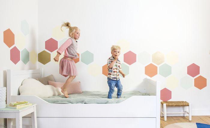 Verhuisd? Zo went je kind aan zijn nieuwe slaapkamer!