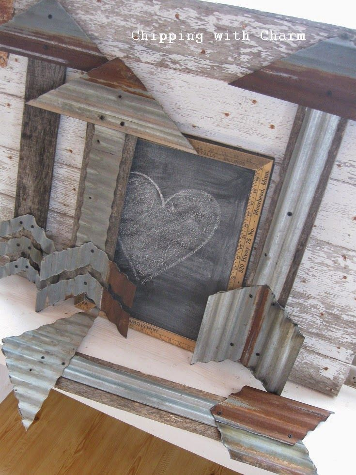 Best 25+ Barn tin ideas on Pinterest | Tin, Barn wood and Rustic ...
