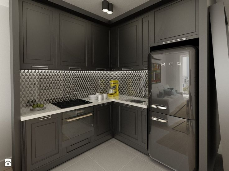 Kuchnia styl Industrialny - zdjęcie od THE VIBE - Kuchnia - Styl Industrialny - THE VIBE
