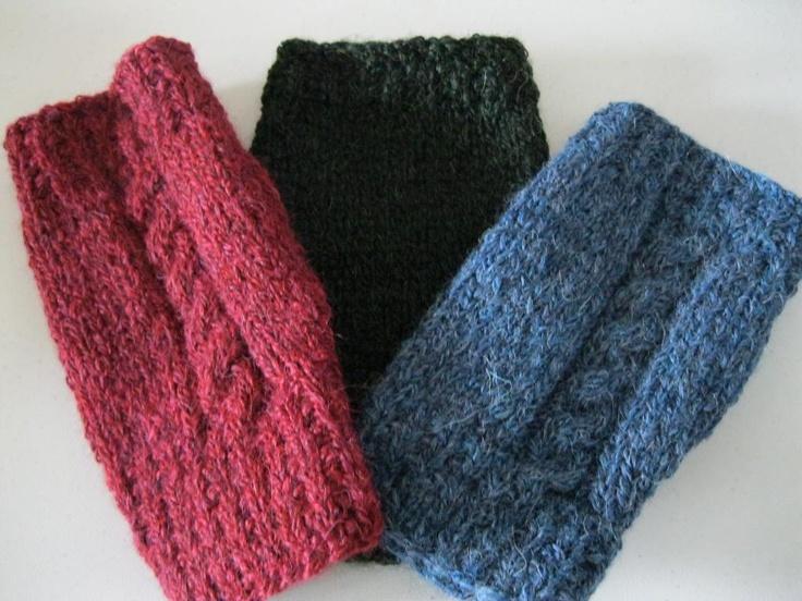 Pinterest Knitting Patterns : Moon Hollow Fingerless Gloves Pattern Knitting Pinterest