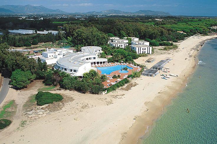 Hotel Flamingo Resort, Santa Margherita di Pula Sardinia
