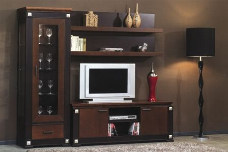 Casa Ampia-Unit Square- έπιπλο tv - καθιστικό-διακόσμηση σαλονιού-ξύλο Οξιά