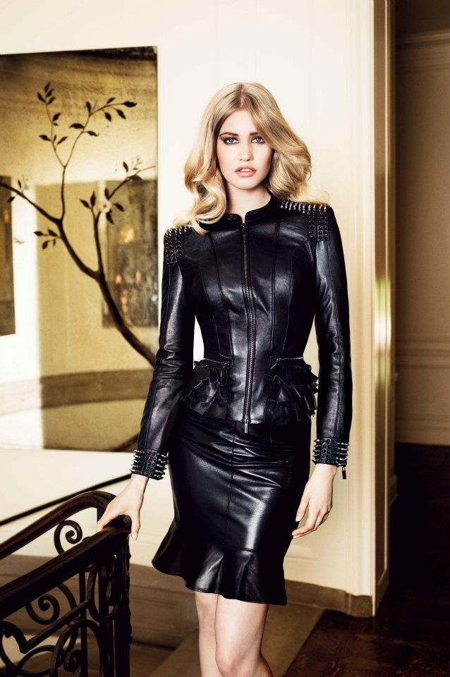 Perfect Leather look for fall find it @Bebe