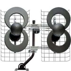 Winegard Platinum Series VHF UHF Outdoor HDTV Antenna 60 Miles (HD7698P) from Solid Signal