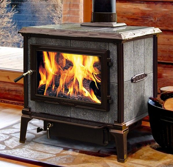 HearthStone Mansfield wood stove (efficient heater)