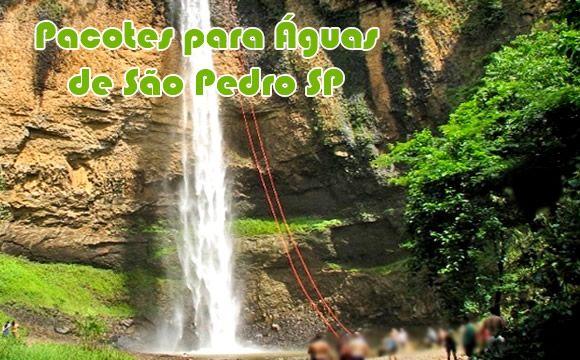 Pacotes para Águas de São Pedro SP, valores a partir de R$ 129 #pacotes #viagens #promoções