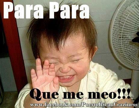 para para! que me meo!!! #compartirvideos #felizcumple #imagenesdivertidas