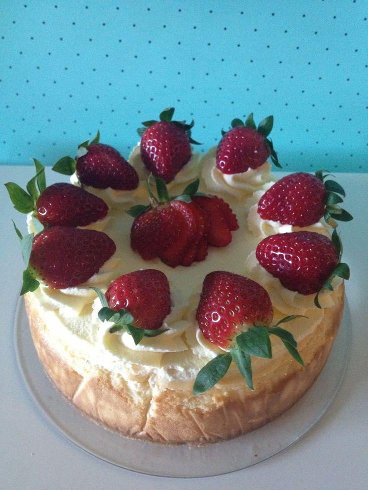 Baked Lemon cheesecake crumbsbakery.com.au