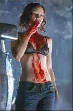 Rise Blood hunter Lucy Liu