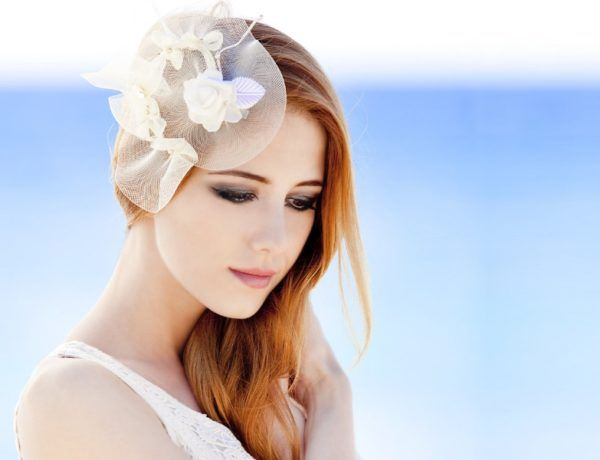 Casual Bridal Hairstyles for Beach Weddings