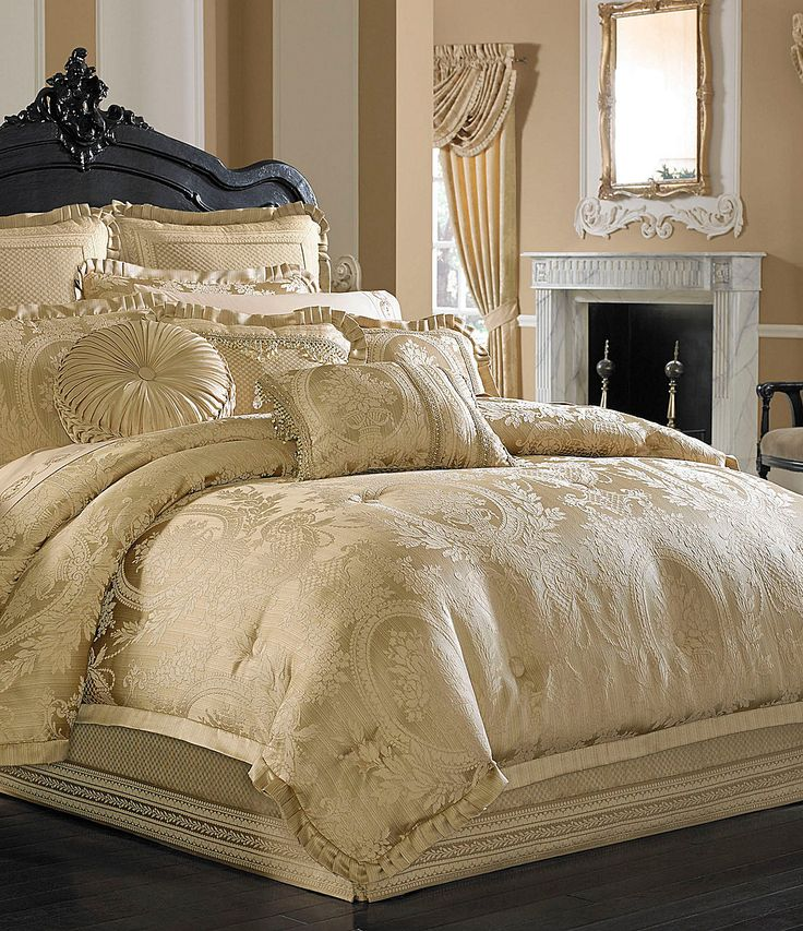 J Queen New York Napoleon Gold Bedding Collection