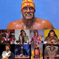 From The Mind Of A Non-Geeky Nerd: NGN FAVORITES: PRO WRESTLING