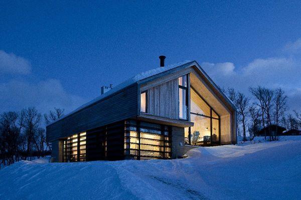 kultura i sport: Harmonia, prostota i logika, czyli współczesna architektura norweska