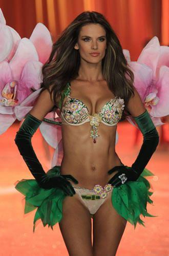 Os sutiãs milionários da Victoria's Secret