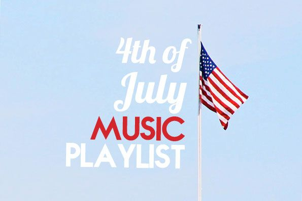 4th of July Party Music Playlist  - Skimbaco Lifestyle | online magazine