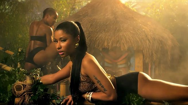 With her latest video, Nicki Minaj easily gets the debate about cultural appropriation and objectification back into her court.